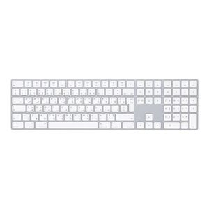CLAVIER D'ORDINATEUR Apple Magic Keyboard with Numeric Keypad - Clavier