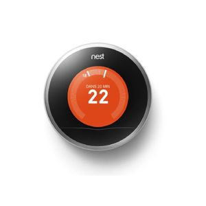 THERMOSTAT D'AMBIANCE NEST Thermostat connecté Learning deuxième générat