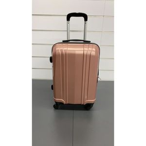 VALISE - BAGAGE Valise rosé taille cabine