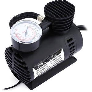 COMPRESSEUR AUTO Mini compresseur d'air de pompe de pneu gonflable