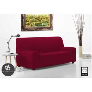 housse de canap 3 places achat vente housse de canap. Black Bedroom Furniture Sets. Home Design Ideas
