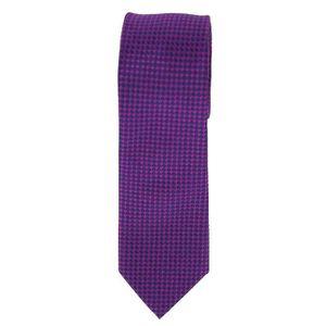 438c287d6b6f5 CRAVATE - NŒUD PAPILLON Cotton Park - Cravate 100% soie violette - Homme