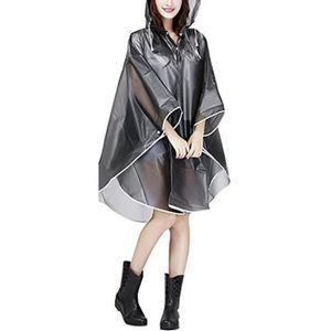 manteau de pluie transparent achat vente pas cher. Black Bedroom Furniture Sets. Home Design Ideas