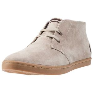 BOTTE Fred Perry Byron Mid Hommes Bottes chukka Sand - 1