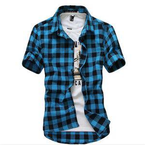 SURVÊTEMENT chemise homme manche courte De Marque De Luxe chem