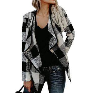 veste-a-carreaux-femme-blazer-occasionnels-long-ca.jpg 44a47ee4faa