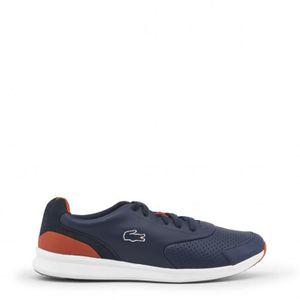 8649588d62 BASKET Lacoste Bleu Chaussures Sneakers Nouveau