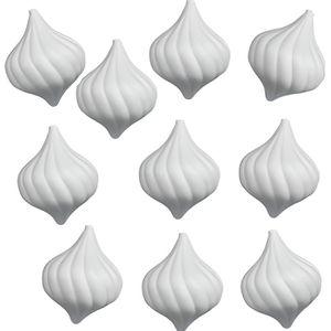 Boules de polystyrene achat vente boules de polystyrene pas cher cdiscount - Decorer boules de noel polystyrene ...