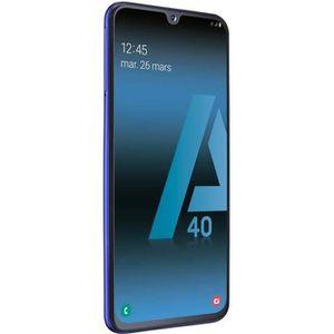 SMARTPHONE SAMSUNG GALAXY A40 - Smartphone portable débloqué