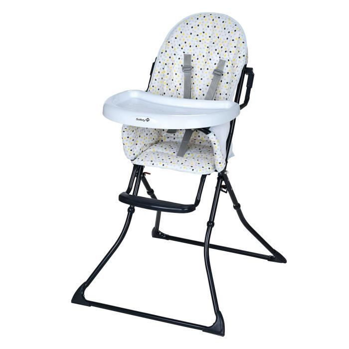 SAFETY 1ST Chaise Haute Kanji - Grey Patches