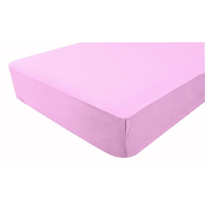 LOT DE 2 Alèses 70x140 cm rose - Livré à l'unitéALESE - PROTECTION MATELAS BEBE