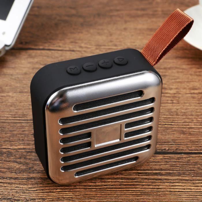 Portable Extérieur Sans Fil Bluetooth 4.2 Tf Haut-parleur Pour Smartphone @bat7632