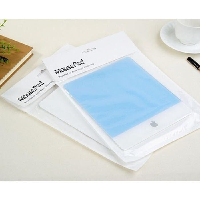 Acrylique Plexiglas Matte Surface Verre Souris Pad Mat