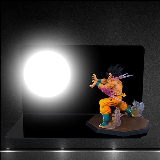 figurine dragon ball lumineuse