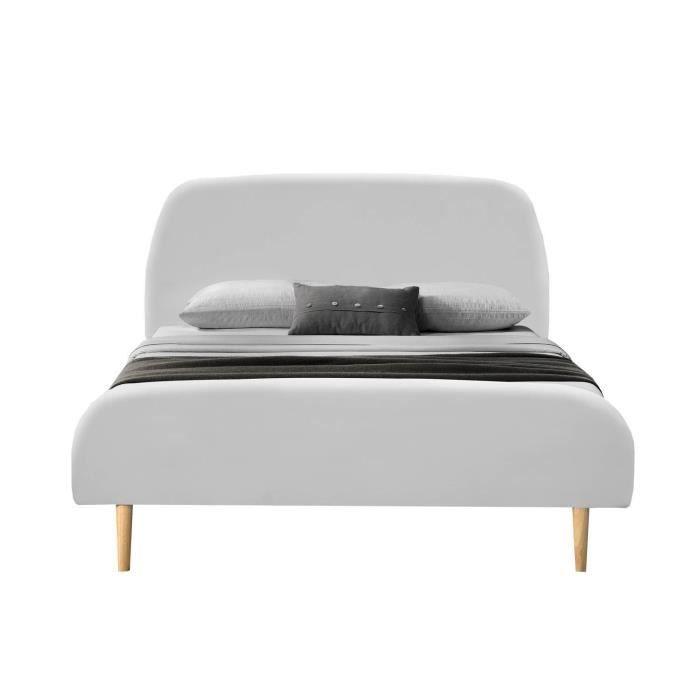 cadre lit best lit blanc avec cadre lit ikea lit lit cm messina prix idees et amb wid hei avec. Black Bedroom Furniture Sets. Home Design Ideas