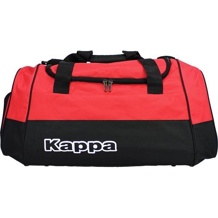 038ec103a1 Sac de sport large Kappa Brenno - rouge/noir - L - Prix pas cher ...