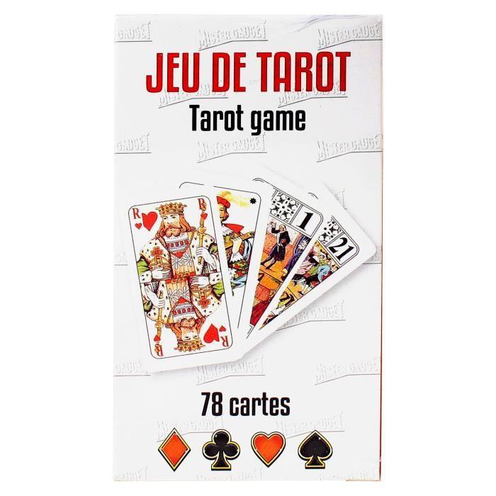 CARTES DE JEU Mister Gadget Je5275 - Jeu De Tarot OA0Y3