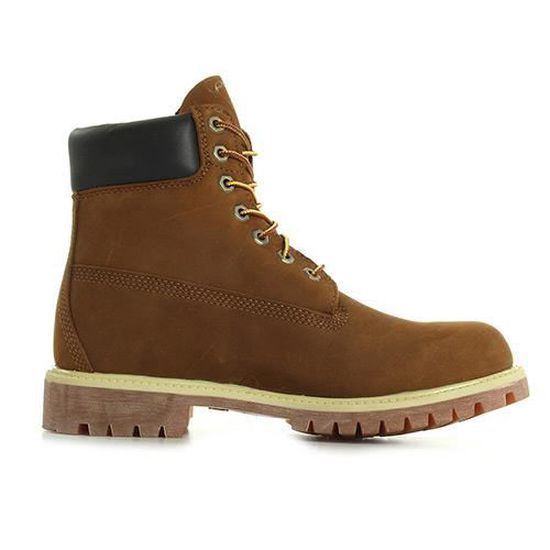 Timberland 6 Inch Prem Boot Rust 72066 Homme Ba