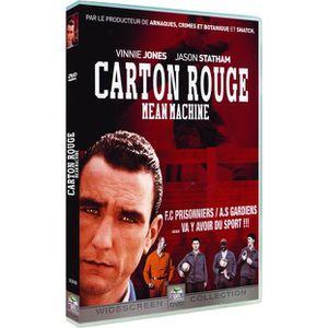 DVD FILM DVD Carton rouge