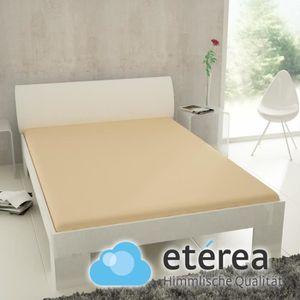 drap housse achat vente drap housse pas cher cdiscount. Black Bedroom Furniture Sets. Home Design Ideas