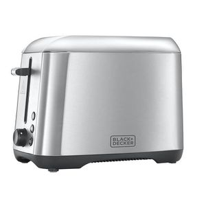 GRILLE-PAIN - TOASTER Black & Decker - 24270 - Grille-pain 2 fentes - In