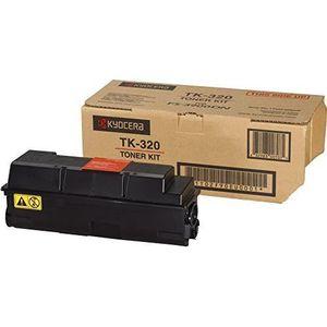 TONER Toner Kyocera TK-320 d'origine. Noir, 15 000 pages