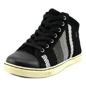 Baskets Ugg Asbhy Spill Seam - Ref. ASHBY--BLACK Noir Noir - Achat ... e8df080b67a