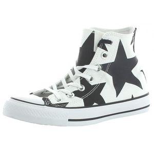 Converse Ctas Hi Chaussures de Sport Weiss blanc - Livraison Gratuite avec  - Chaussures Chaussures-de-sport Femme