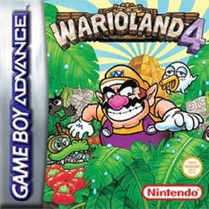 JEU GAME BOY ADVANCE Wario Land 4