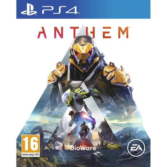 Anthem Jeu PS4
