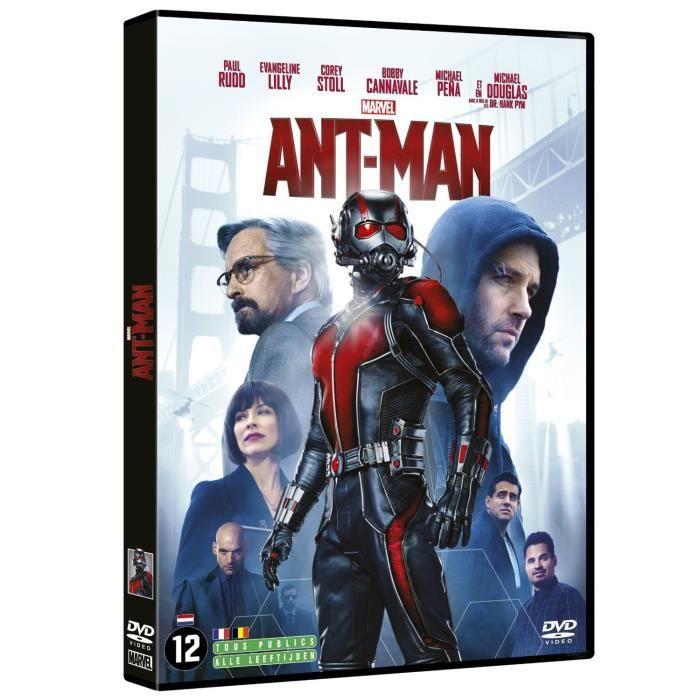 DVD FILM DVD Ant-Man - Marvel