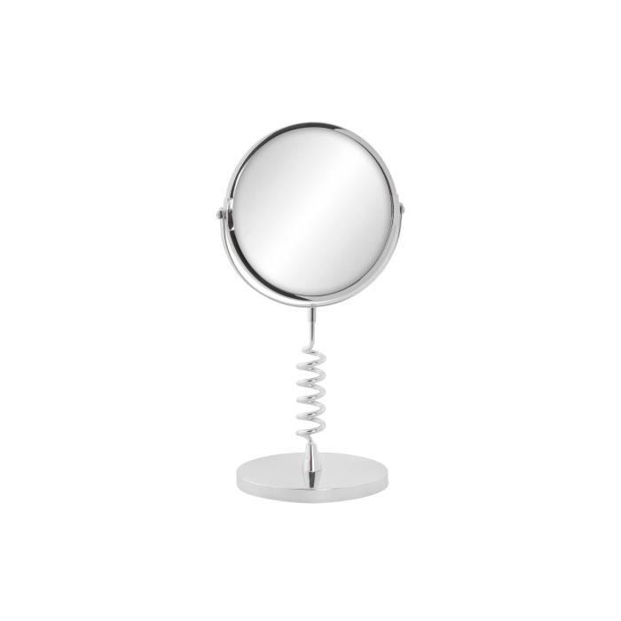 Miroir salle de bain vanitys - métal 16x34 cmMIROIR