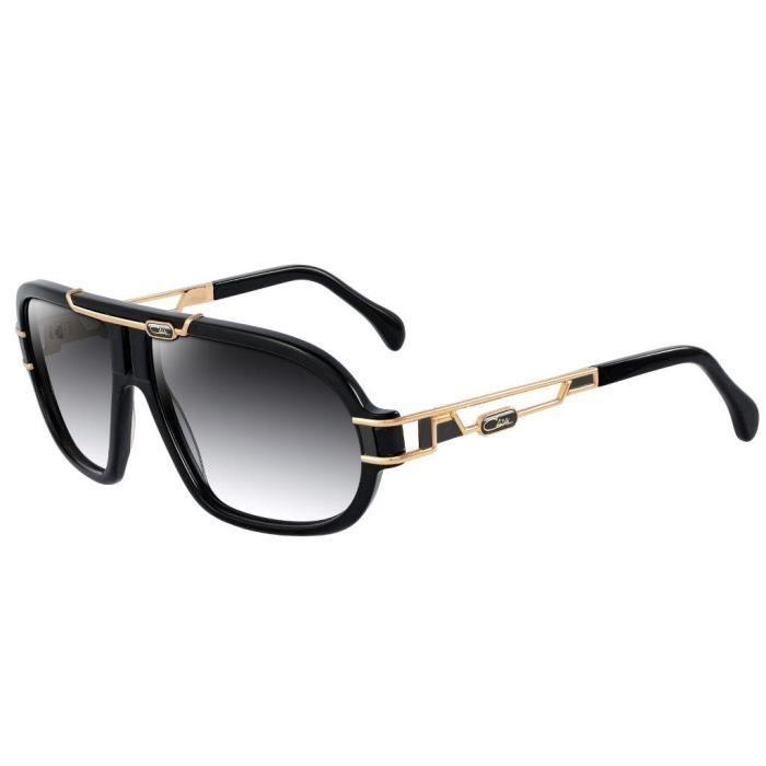 CAZAL 8018 NOIR Noir - Achat   Vente lunettes de soleil - Soldes ... cd1a144e4e4d