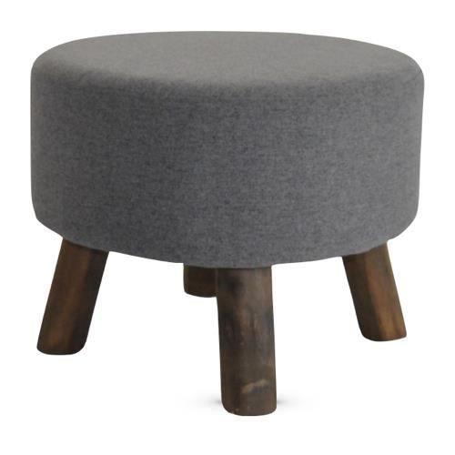 petit tabouret scandinave achat vente pas cher. Black Bedroom Furniture Sets. Home Design Ideas