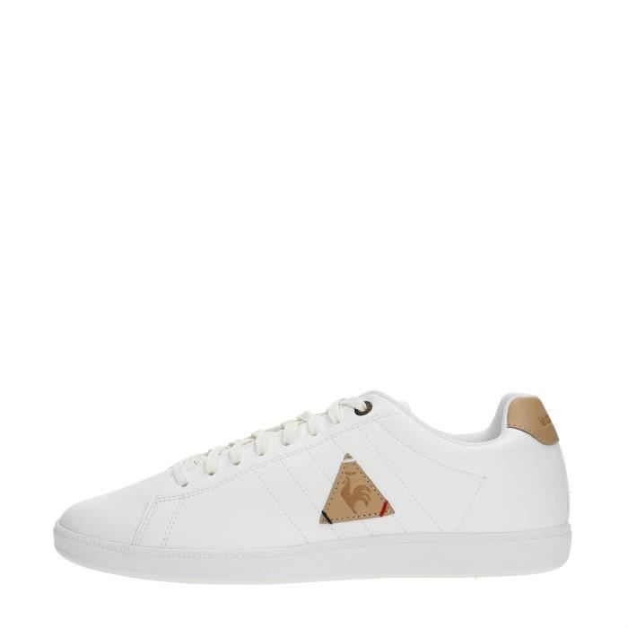 Le coq sportif Sneakers Homme OPTICAL WHITE/CROISSANT, 40