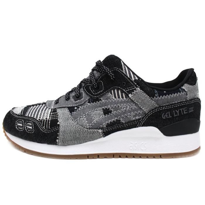 huge selection of f9d8a 5d10e Asics Men's Gel Lyte Iii (ranru Pack) In Peacoat-aluminum By NFEJ0 Taille-42