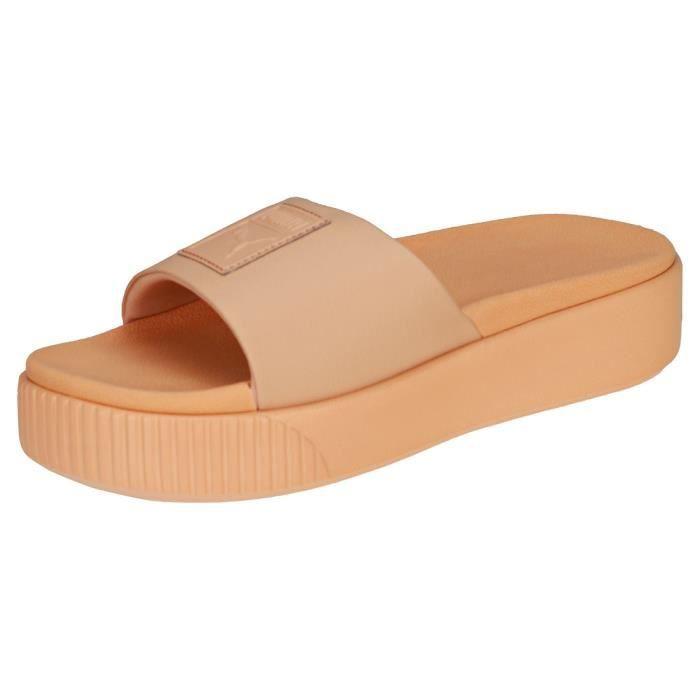 Corail Sandale Slide Platform Femme Puma FTJl1cK3