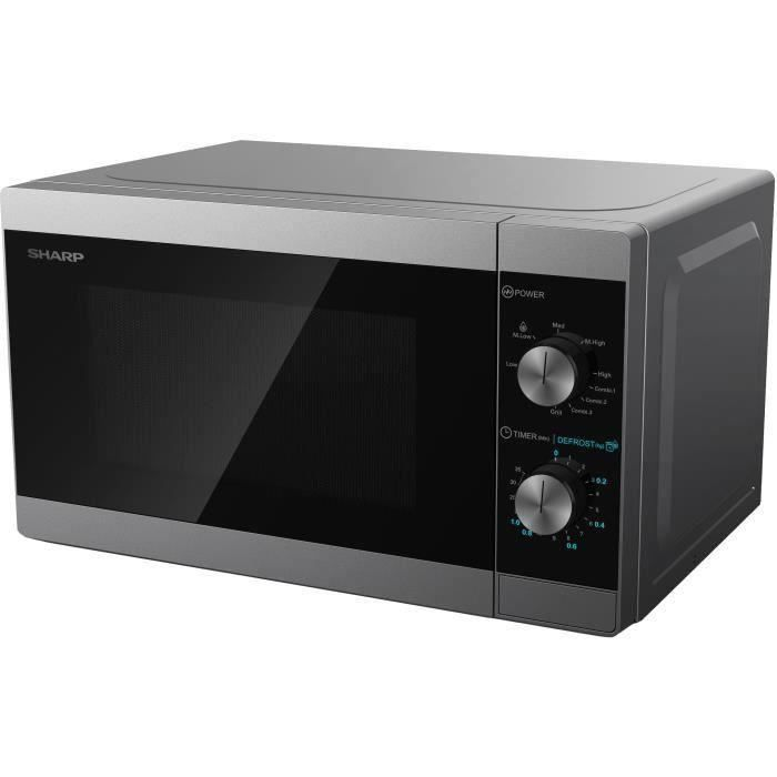 MICRO-ONDES SHARP YC-MG01ES - Four micro-ondes grill 20l puiss