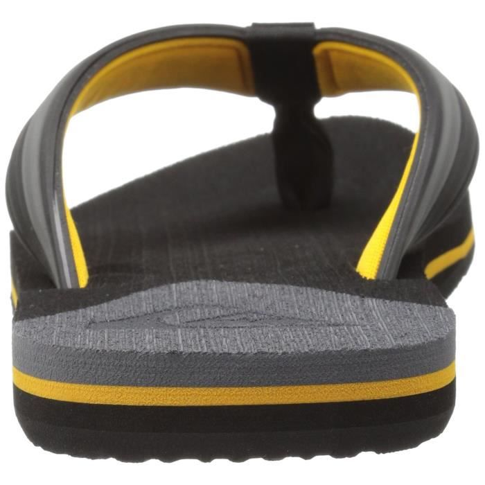 Quiksilver Molokai New Wave Deluxe bascule Sandal OIG1B Taille-40 1-2