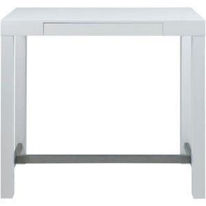 table de bar carre achat vente table de bar carre pas cher cdiscount. Black Bedroom Furniture Sets. Home Design Ideas