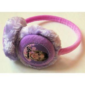 BONNET - CAGOULE Cache-oreilles VIOLETTA DISNEY violet pour enfant