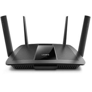 MODEM - ROUTEUR Linksys EA8500 Routeur Wifi Gigabit MU-MIMO Max-St