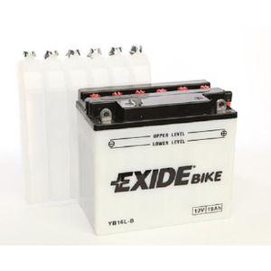 BATTERIE VÉHICULE Batterie moto exide YB16LB