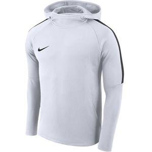1398960c9522a SWEAT-SHIRT DE SPORT Sweat à capuche Nike Academy 18 Blanc