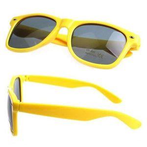 Lunettes de soleil Jaune style Wayfarer Jaune - Achat   Vente ... 696f87c1e0a7