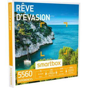 COFFRET THÉMATIQUE Coffret Cadeau - Rêve d'évasion - Smartbox