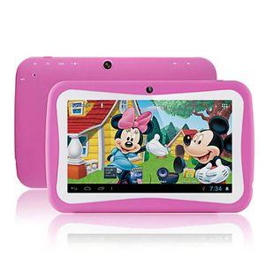 TABLETTE ENFANT Sopear ® Tablette enfant 7 pouces Quad Core Androi