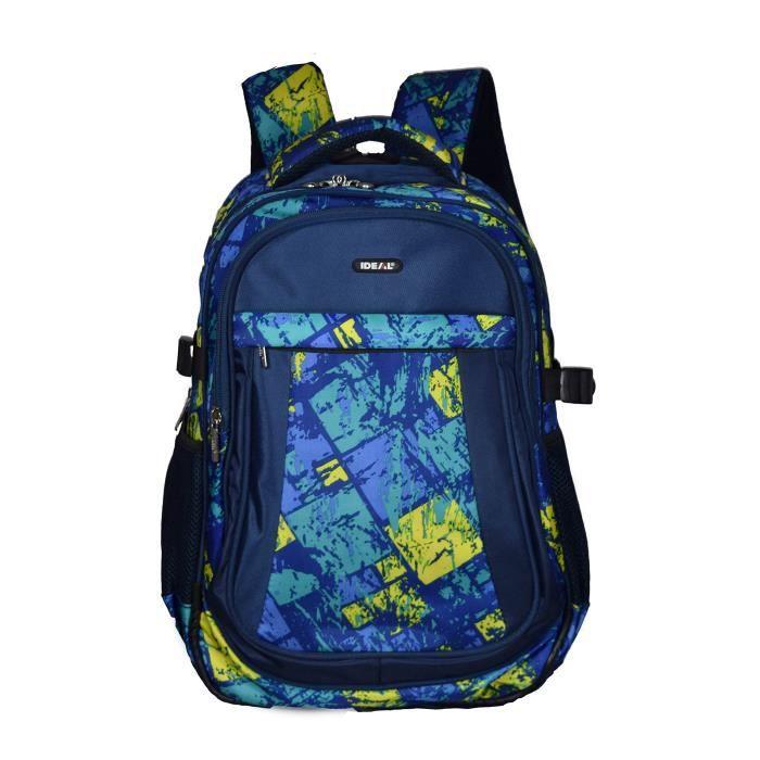 Multicolor 35 Lts de Laptop Backpack hommes (pluie de couverture) KQXAM