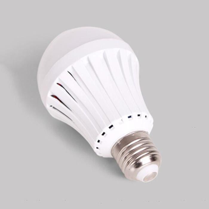 AMPOULE - LED Ampoule de secours LED Ampoule d'urgence Charge au