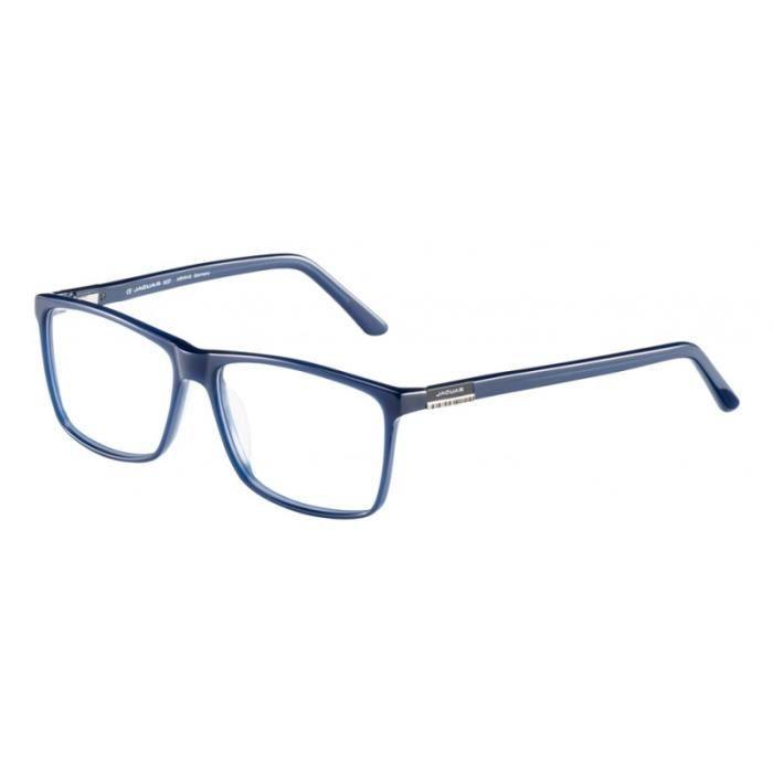Lunettes de vue pour homme JAGUAR Bleu 31022 6982 57 15 - Achat ... 10a1cee57241